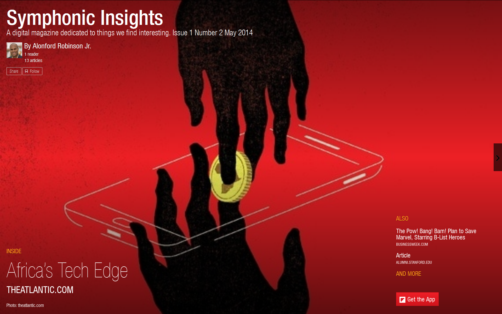 Symphonic Insights (May 2014)