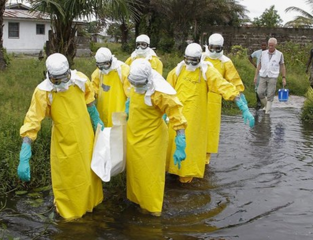 Valor in the Midst of Ebola