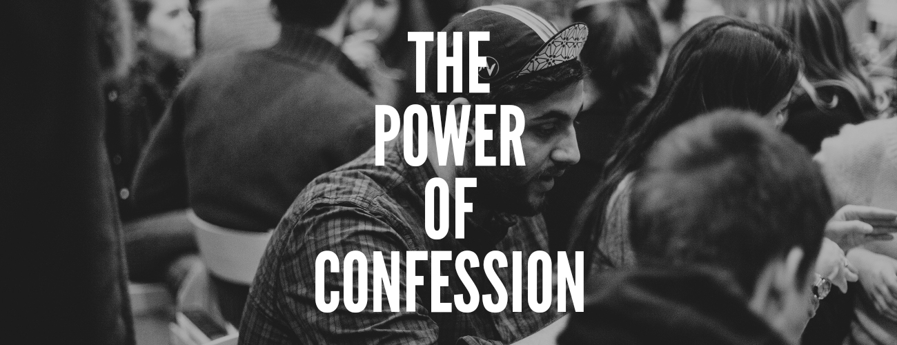 Restorative Justice and the Power of Confession