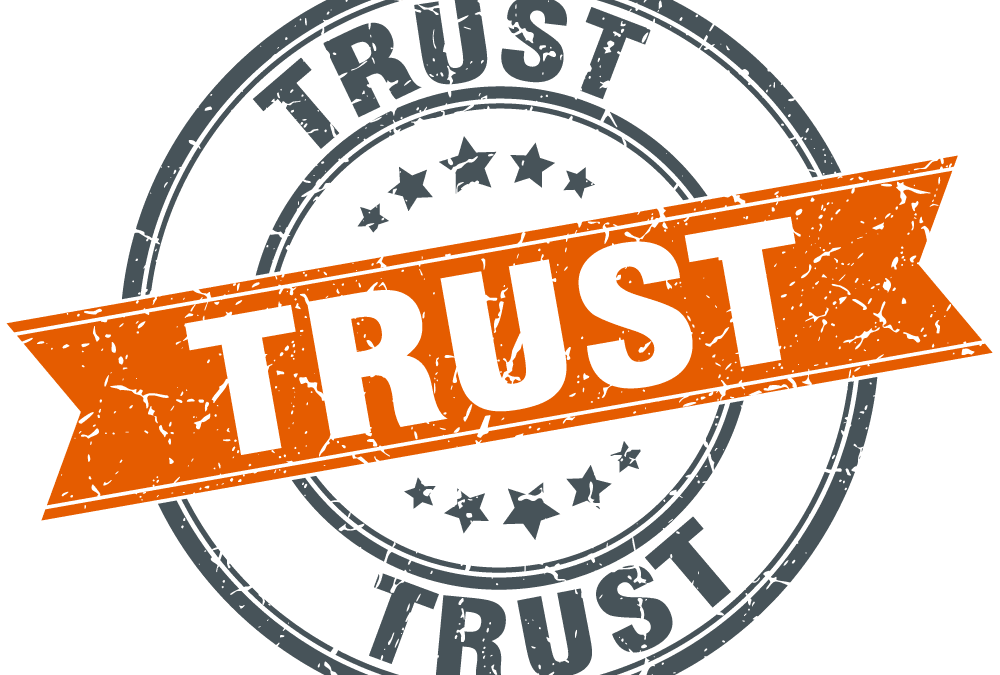 Trust precedes collaboration