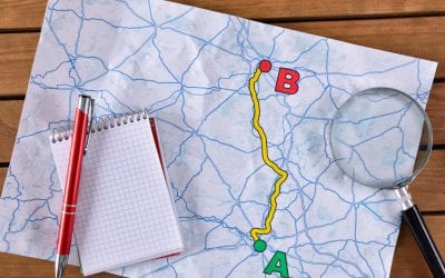 Beyond the Destination: The Design Elements of an Effective Road Map